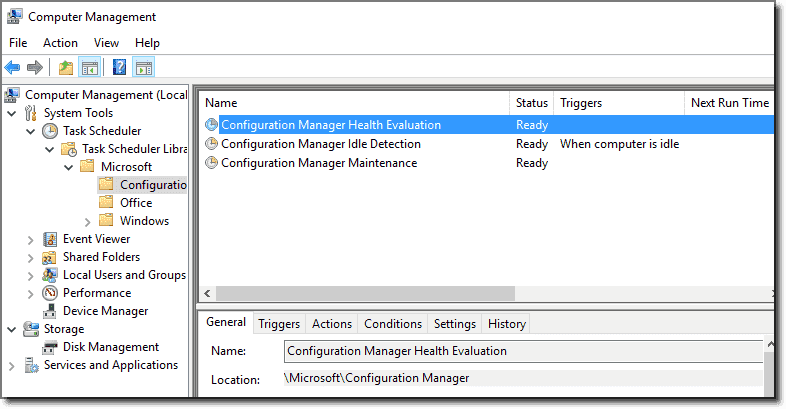 Managing inactive and obsolete clients in SCCM Current