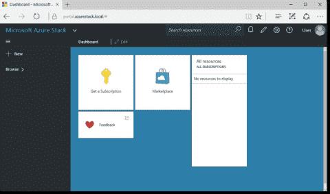 Azure Stack deployment