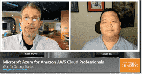 Microsoft Azure for Amazon AWS cloud professionals