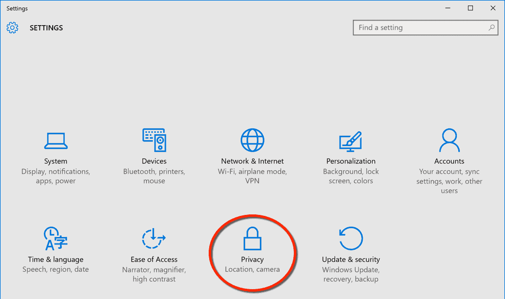 New wiki doc about Windows 10 privacy settings – 4sysops