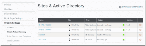 Integrate OpenDNS Umbrella with Active Directory