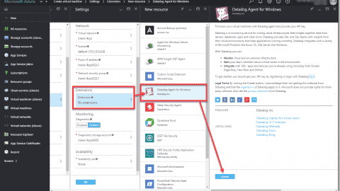 Use Datadog to monitor Azure Resource Manager