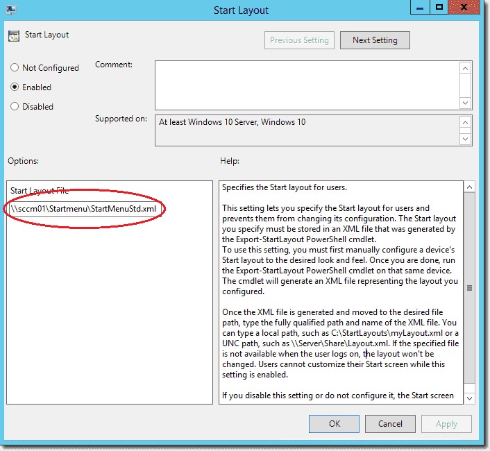 Pin apps to the Taskbar in Windows 10 1607 with Group Policy – 4sysops