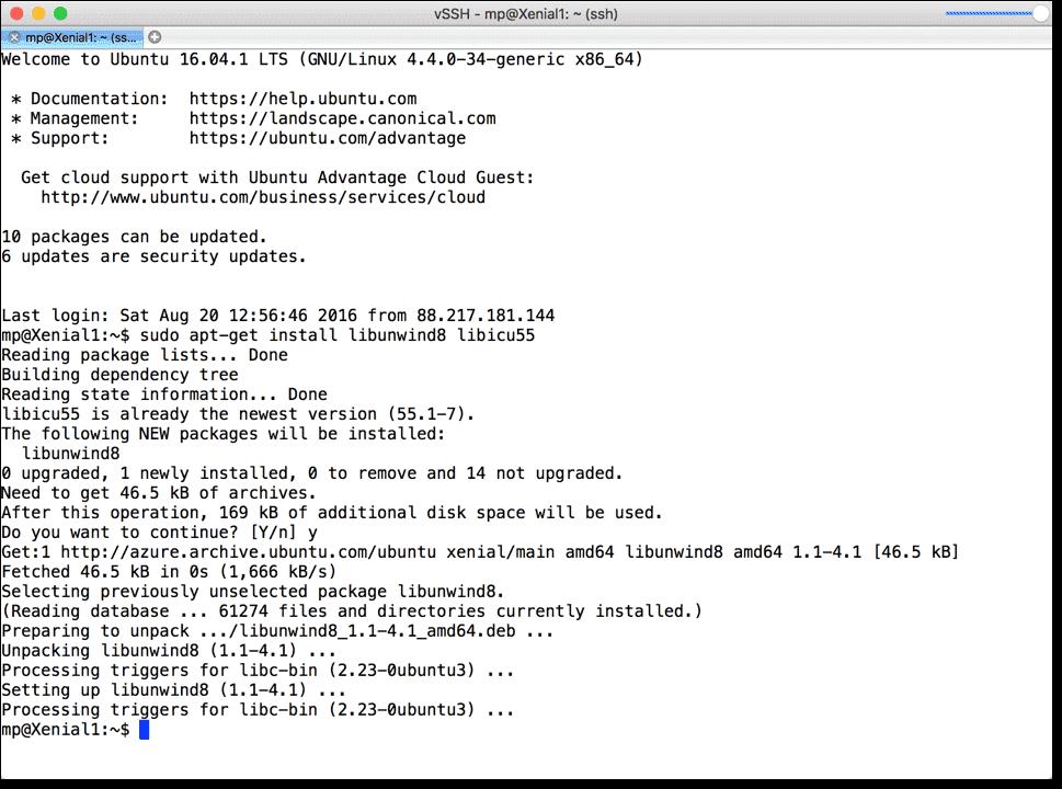 Install PowerShell on Ubuntu 16 04 – 4sysops