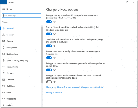 Disable Windows 10 telemetry with a PowerShell script