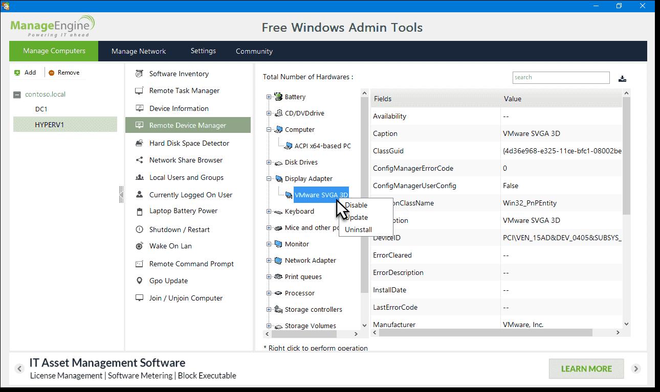 Free Windows Admin tools – 4sysops