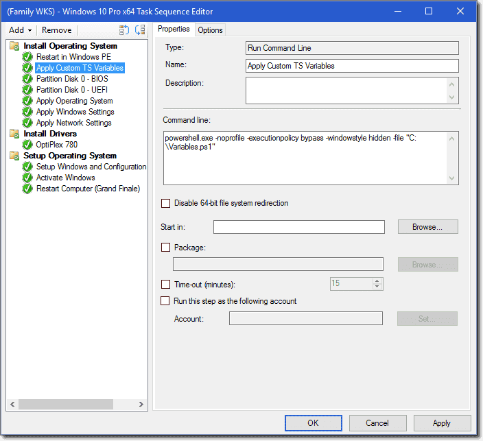 Image deployment with SCCM and static IPs – 4sysops