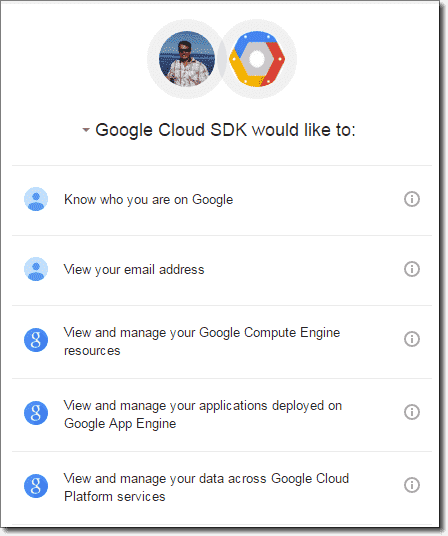 Use PowerShell with Google Cloud Platform – 4sysops