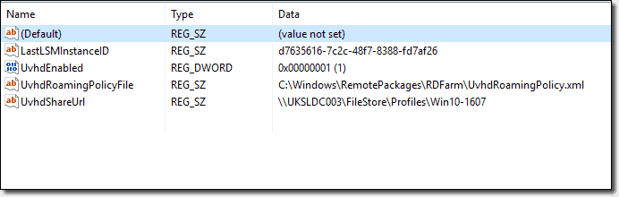 User Profile Disks on Windows 10 – 4sysops