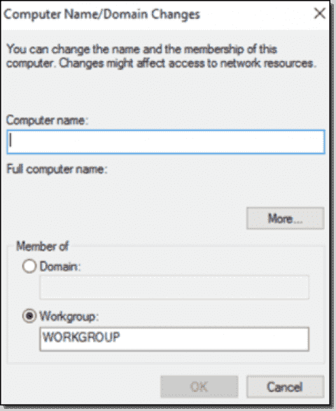Add a computer to an Active Directory domain with PowerShell