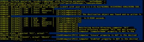 Convert a PowerShell script to a DSC configuration
