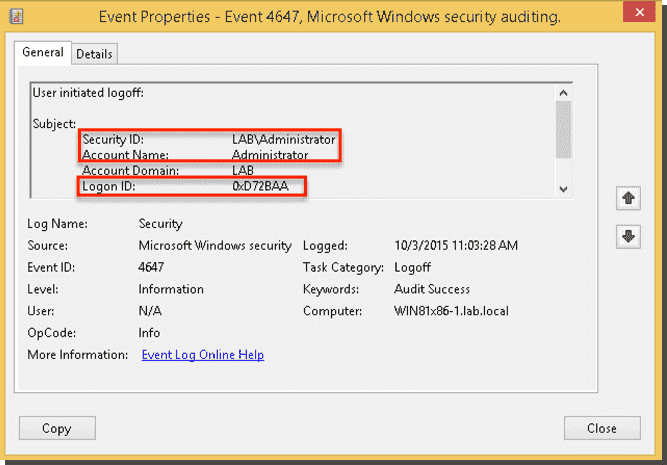 Track Windows user login history – 4sysops