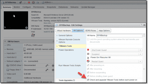 Five ways to update VMware Tools in vSphere