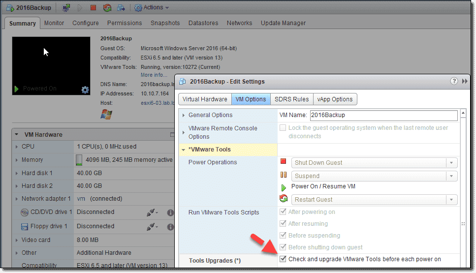 Five ways to update VMware Tools in vSphere – 4sysops