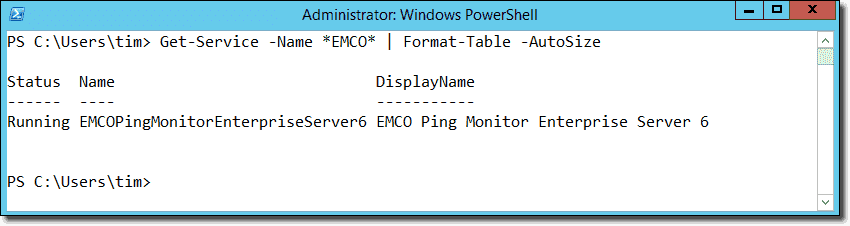 EMCO Ping Monitor v6 0 – A flexible uptime monitor – 4sysops