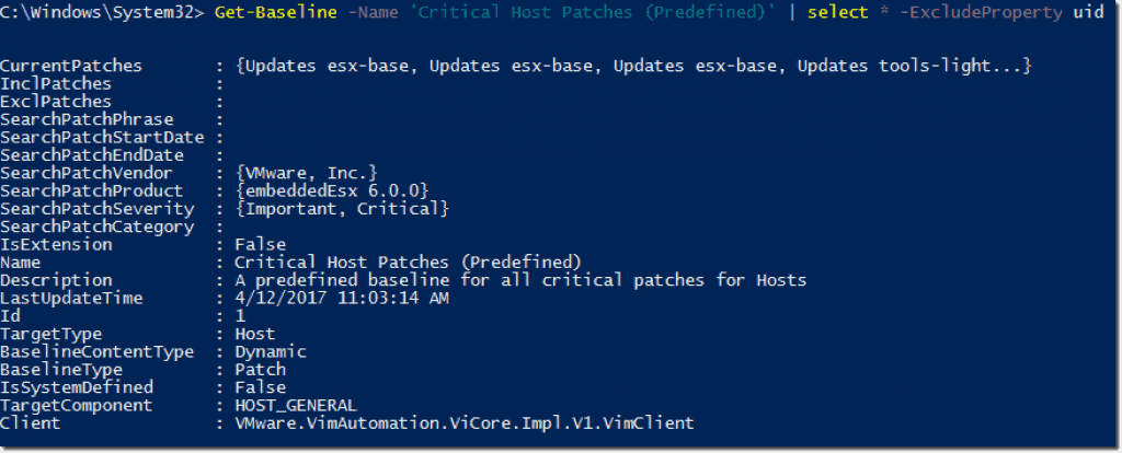 Using VMware vSphere Update Manager with PowerCLI – 4sysops