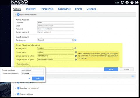 NAKIVO Backup & Replication v7 now supports Hyper-V backup