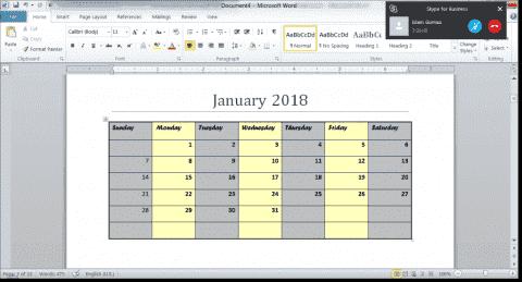 Create Word macros with PowerShell