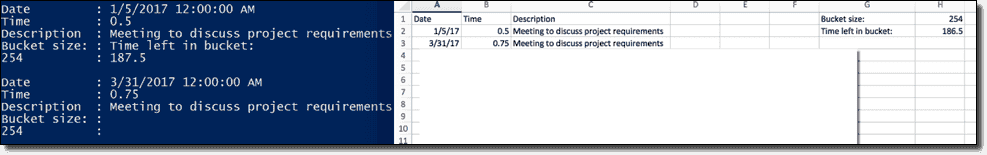 Read and write Excel spreadsheets with the ImportExcel
