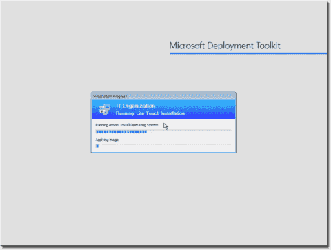 Deploy VMware VMs with PowerCLI and MDT
