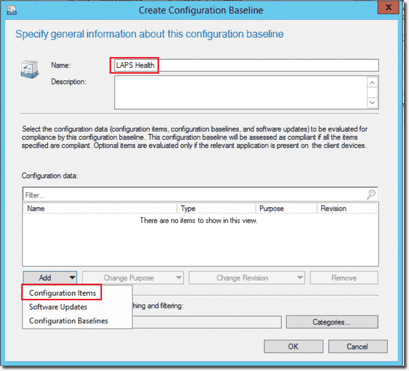 Monitoring LAPS with Configuration Manager – 4sysops