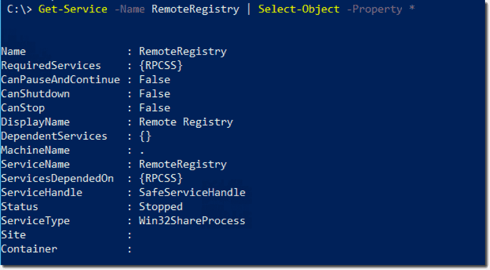 Monitoring Windows services with PowerShell – 4sysops