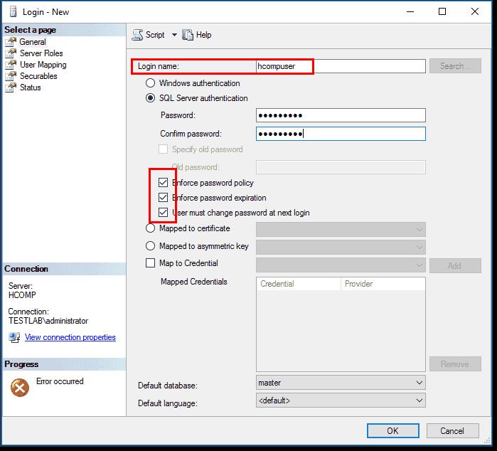 Install VMware Horizon View Composer Server – 4sysops