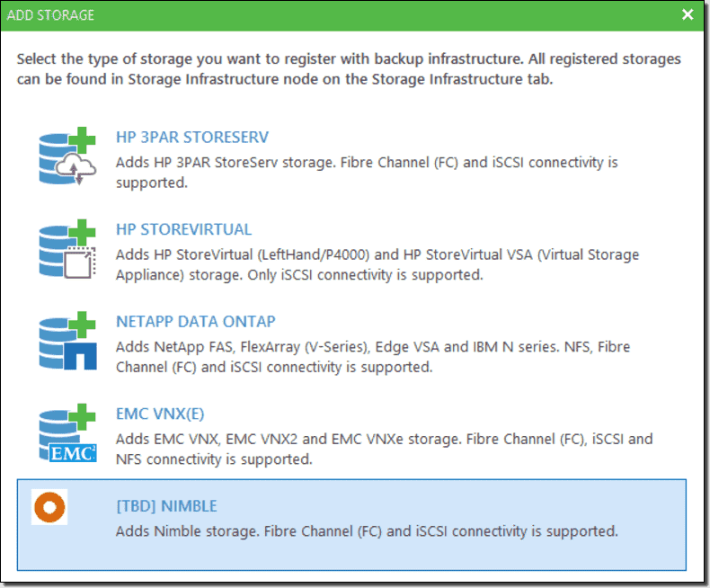 Veeam Backup & Replication for VMware and Hyper‑V 9 5: New features