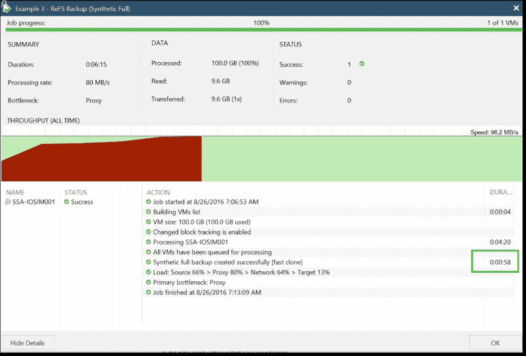 Veeam Backup & Replication for VMware and Hyper‑V 9 5: New