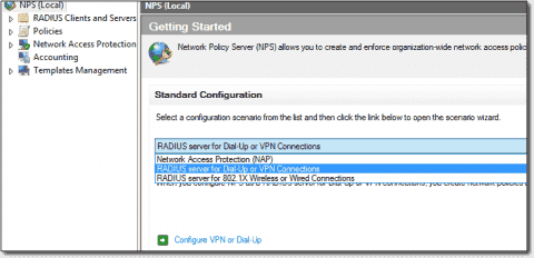 Always On VPN Remote Access and Network Policy Server