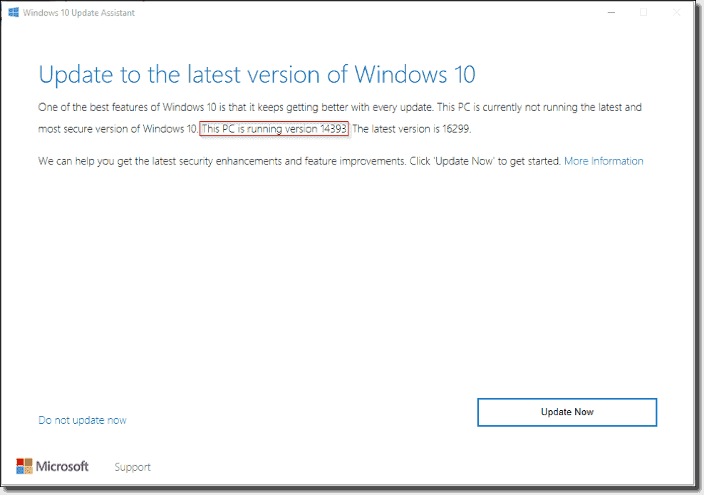 Windows 10 Fall Creators Update installation and features – 4sysops