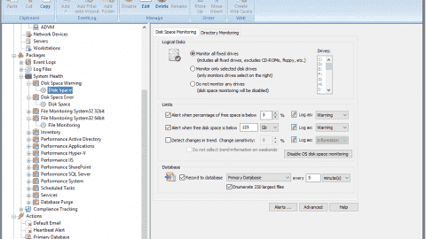New features of SIEM tool EventSentry v3.4