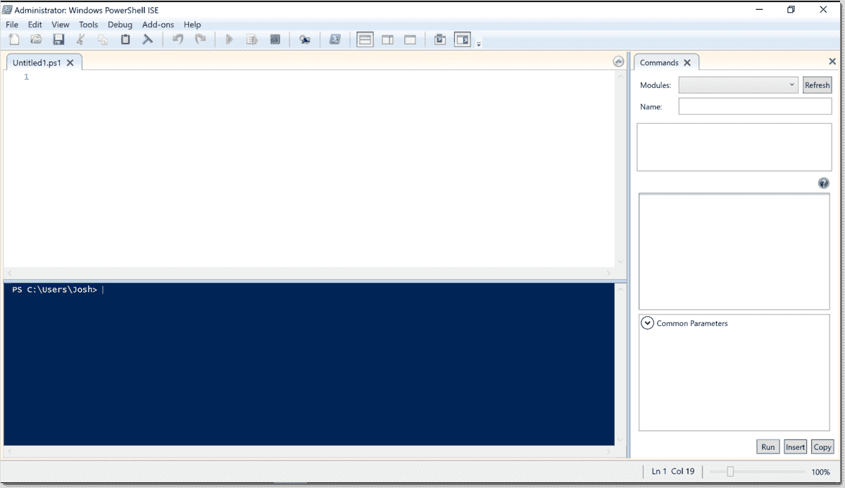PowerShell ISE snippets – 4sysops