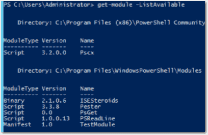 Backup and sync PowerShell modules with Dropbox