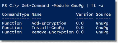 Encrypt and decrypt files with PowerShell and PGP – 4sysops