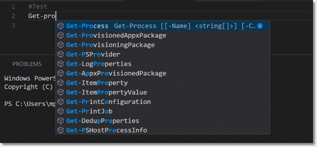 How to run PowerShell code in VSCode – 4sysops