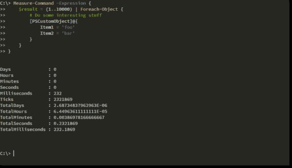 Inline array assignment