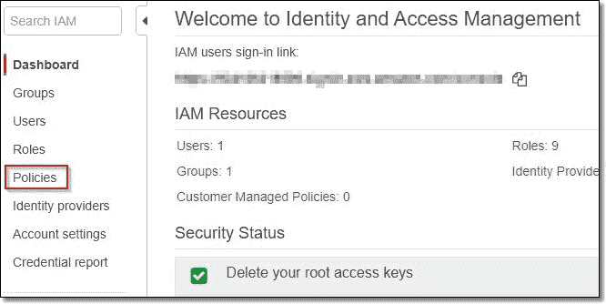 Add IAM users and groups to AWS with PowerShell