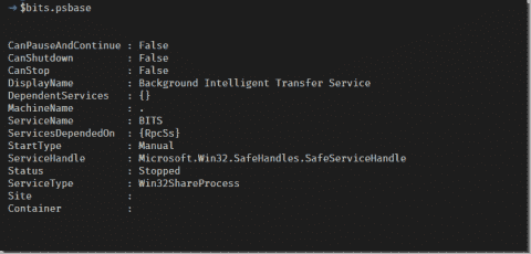 Formatting object output in PowerShell with Format.ps1xml files