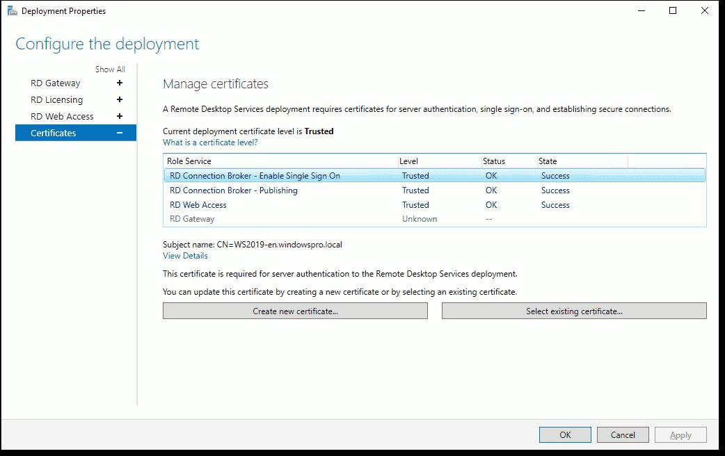 Remote Desktop Web Client: installation, functions