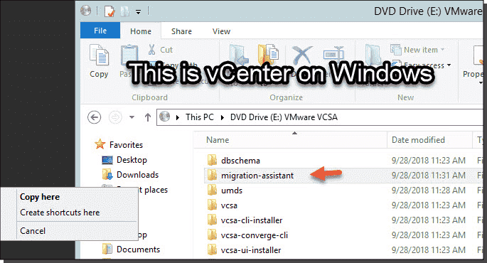 How and why to migrate Windows vCenter to VCSA 6 7 Update 1 – 4sysops