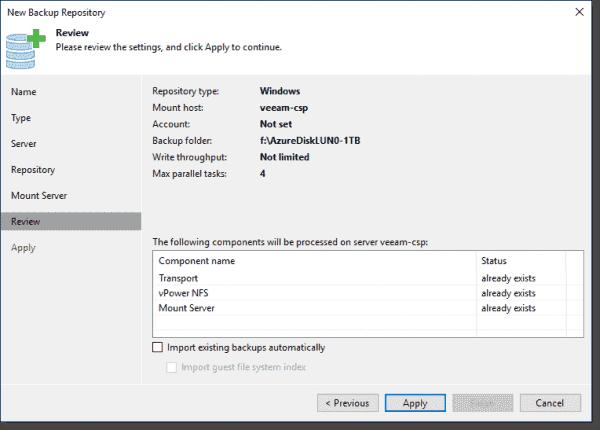 Add a Repository Summary