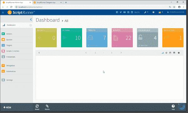 ScriptRunner Admin App