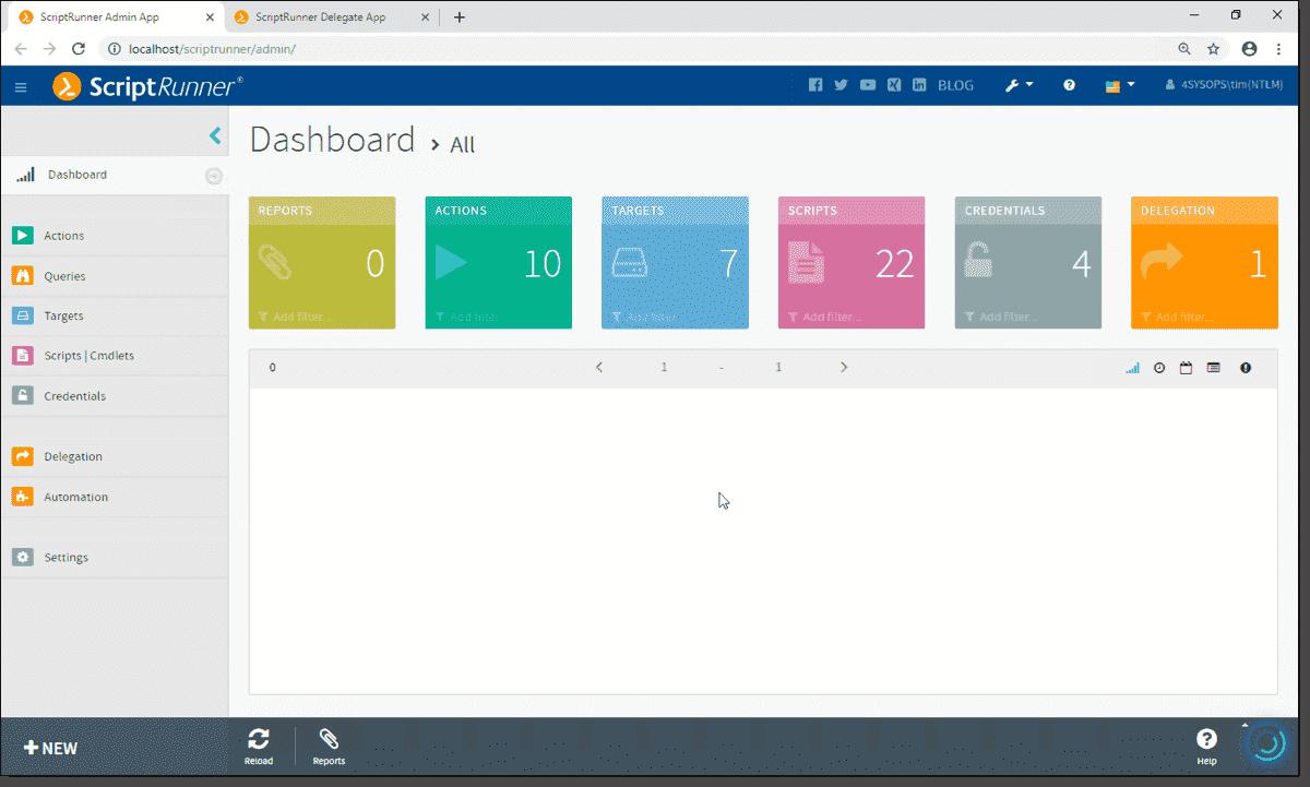 ScriptRunner: PowerShell for teams – 4sysops