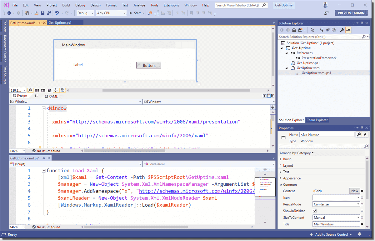 PowerShell Pro Tools: Full-Spectrum PowerShell development in Visual Studio
