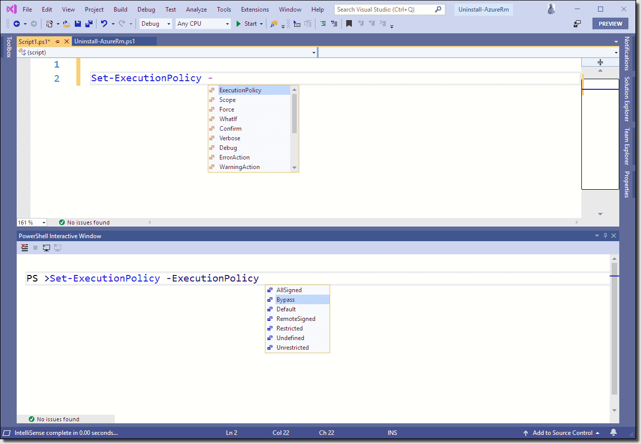 PowerShell Pro Tools: Full-Spectrum PowerShell development