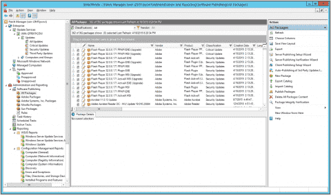 SolarWinds Patch Manager: Updating Windows and third-party software