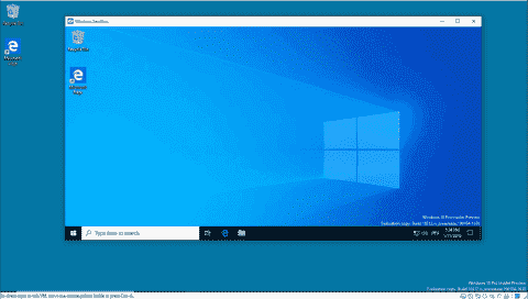 Windows 10 1903: The most significant new features for professional users