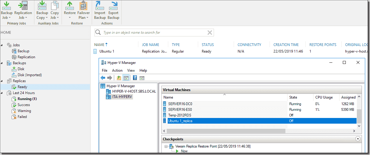 Review: Veeam Backup & Replication Community Edition – 4sysops