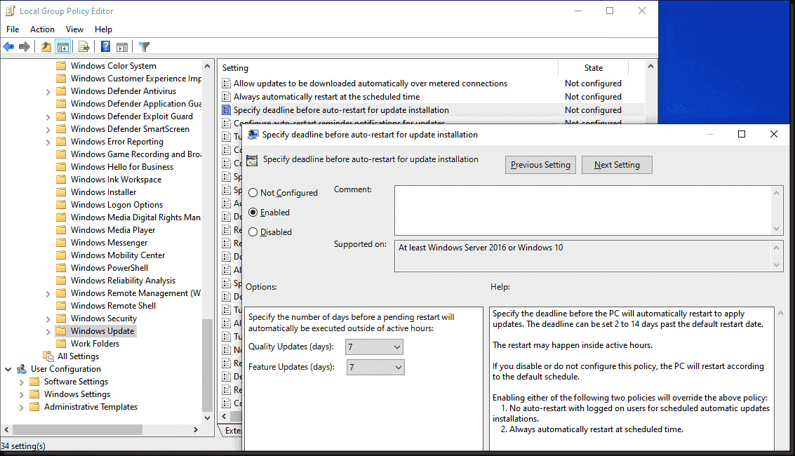 Teams Group Policy Admx